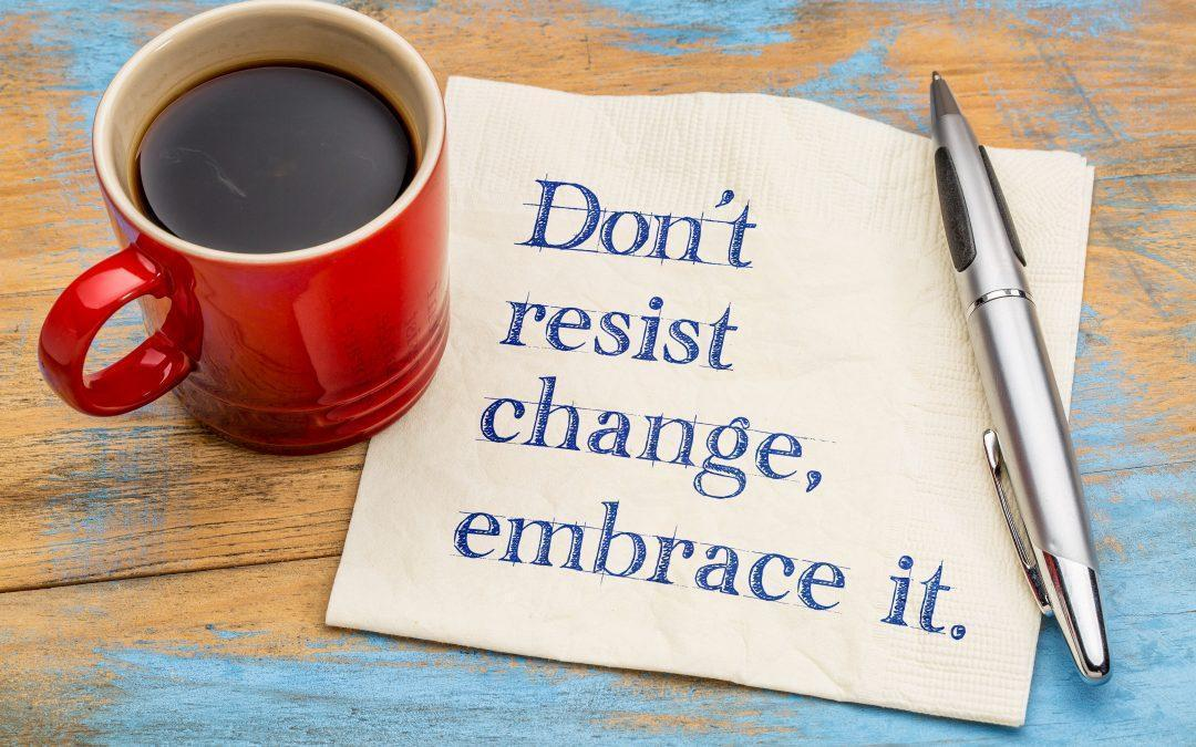 Harnessing the Power of Change